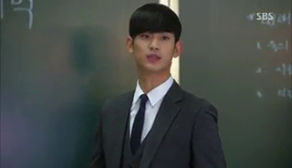140115 You Who Came From the Stars Episode 9 (RAW)